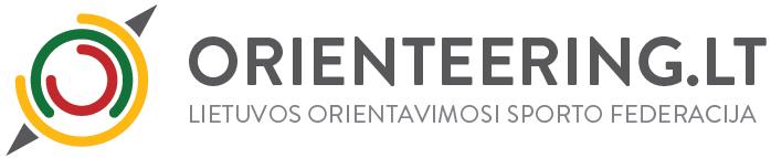 orienteering.lt logo